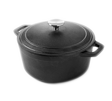 American Metalcraft CIPR4 cast iron baking dish
