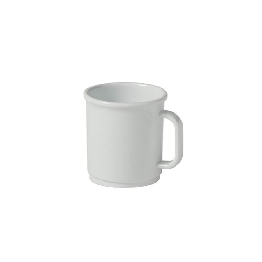 American Metalcraft CM12CL mug, plastic