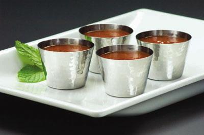 American Metalcraft HAMSC ramekin / sauce cup, metal