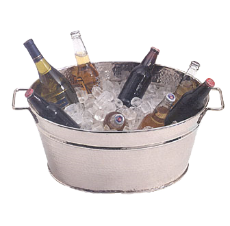 American Metalcraft HMDOB19149 beverage / ice tub