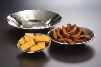 American Metalcraft HMRD16 bowl, metal,  5 - 6 qt (160 - 223 oz)