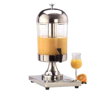 American Metalcraft JUICE1 beverage dispenser, non-insulated