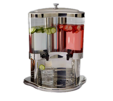 American Metalcraft JUICE12 beverage dispenser, non-insulated