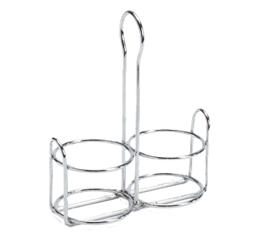 American Metalcraft MCADDY condiment caddy, rack only