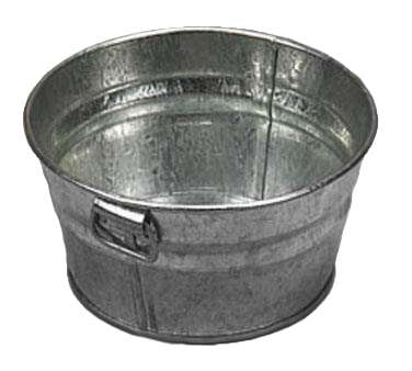 American Metalcraft MTUB63 beverage / ice tub