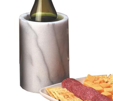 American Metalcraft MWC57WHITE wine bucket / cooler