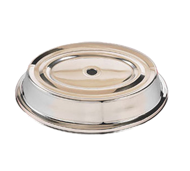 American Metalcraft OV1550S plate cover, stainless steel, oval