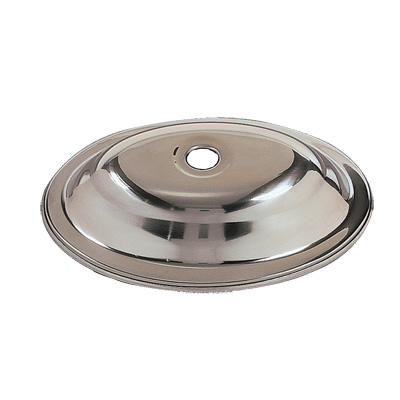 American Metalcraft OV898S oval cover, small