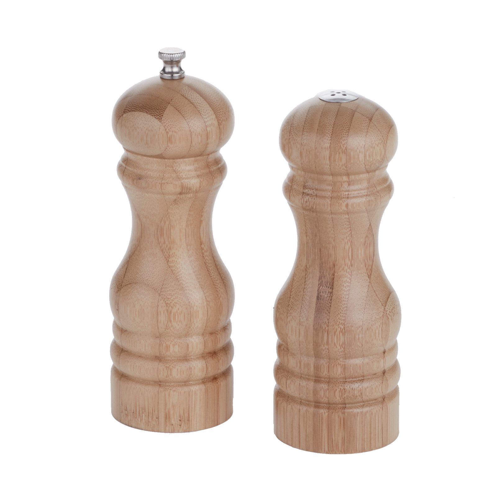 American Metalcraft PMSBA62 salt / pepper shaker & mill set
