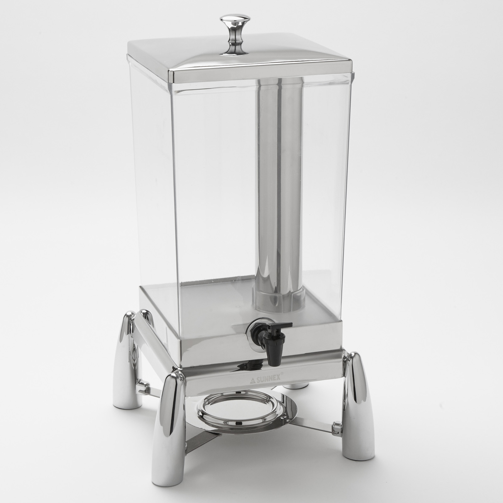 American Metalcraft REVLJUICESQ12 beverage dispenser, non-insulated