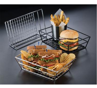 American Metalcraft RMB59C basket, tabletop, metal