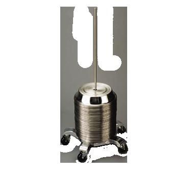 American Metalcraft SCRACK5 cart, dome/base/pellet