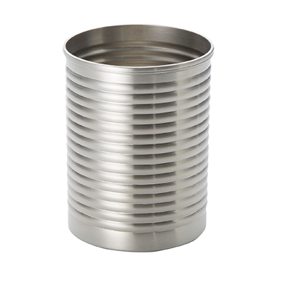 American Metalcraft SCSM fry can, stainless steel, multi-ring