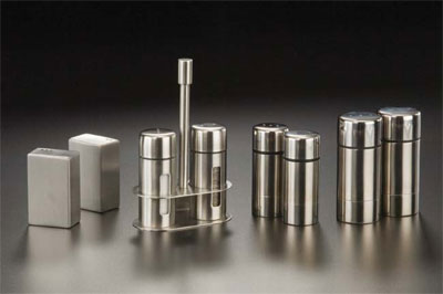 American Metalcraft SP29 salt / pepper shaker