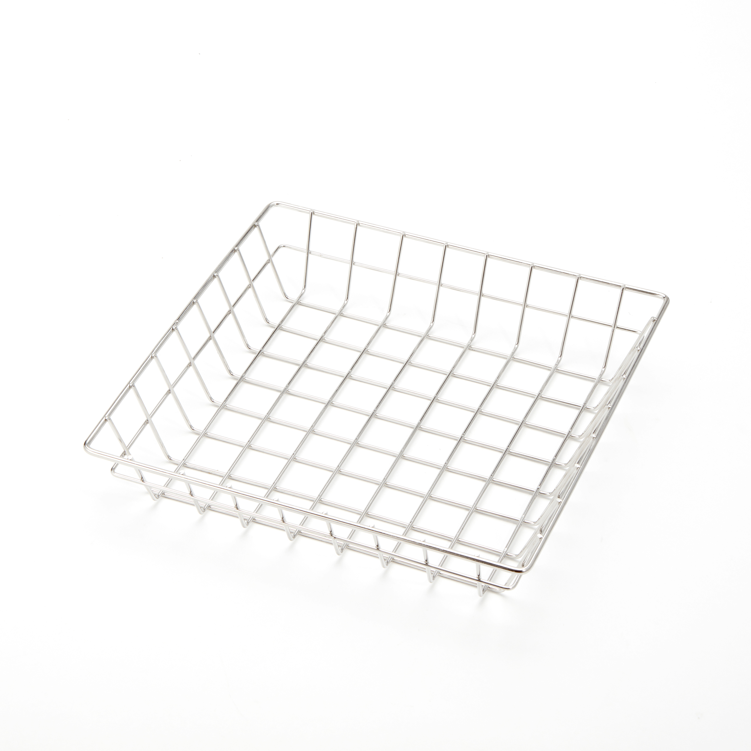 American Metalcraft SQGS10 basket, display, wire