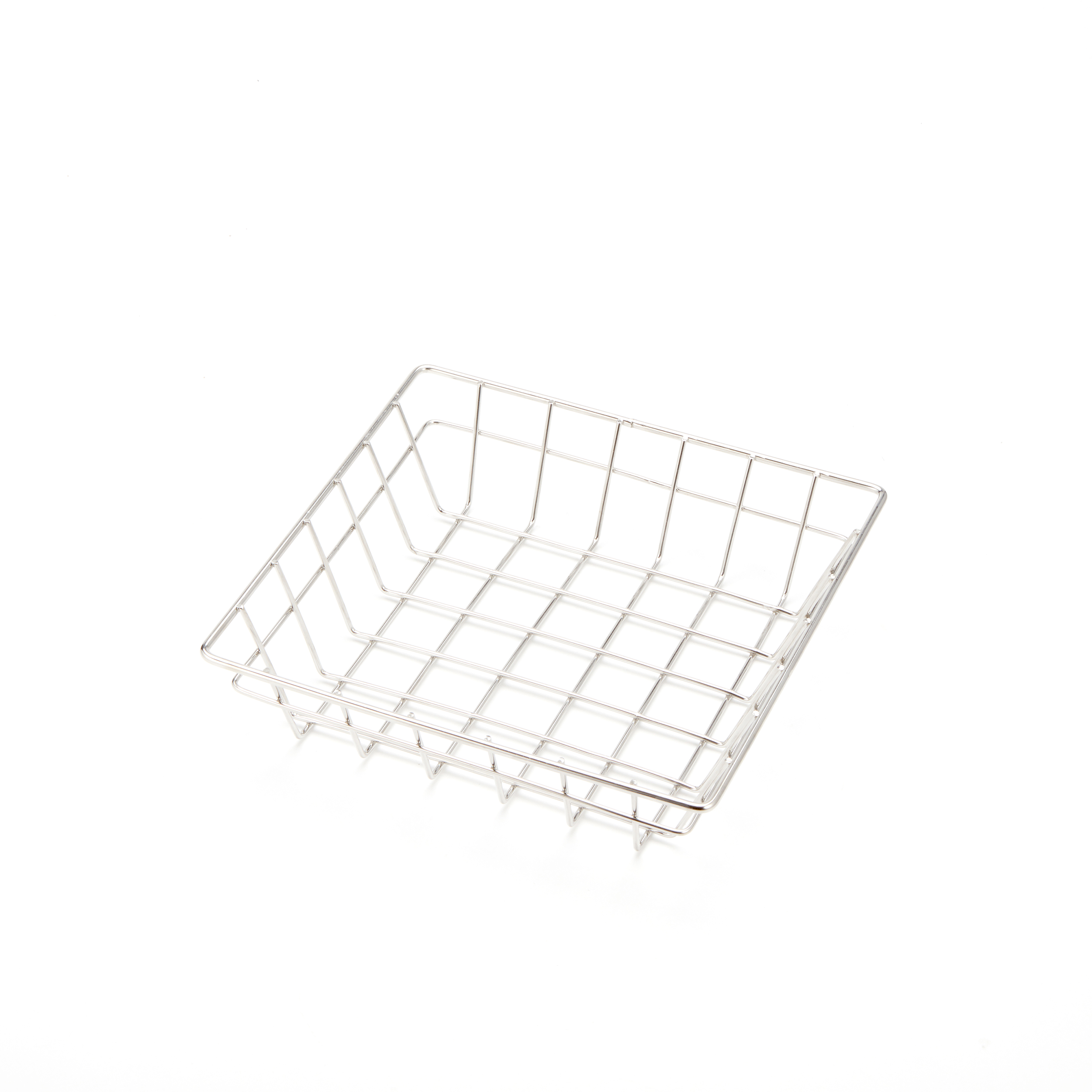 American Metalcraft SQGS8 basket, display, wire