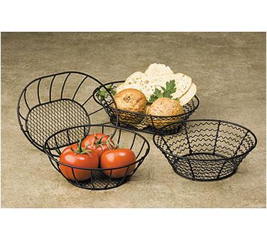 American Metalcraft SSB28 basket, tabletop, metal
