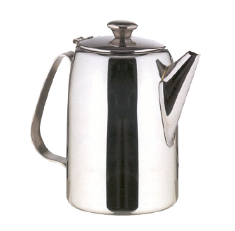 American Metalcraft SSCP68 coffee pot/teapot, metal