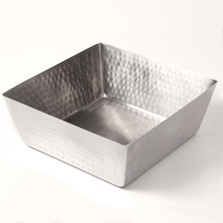 American Metalcraft SSQH117 bowl, metal,  7 - 10 qt (224 - 351 oz)