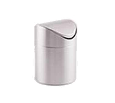 American Metalcraft TIM1 trash receptacle, countertop