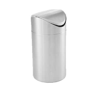 American Metalcraft TIM2 trash receptacle, countertop