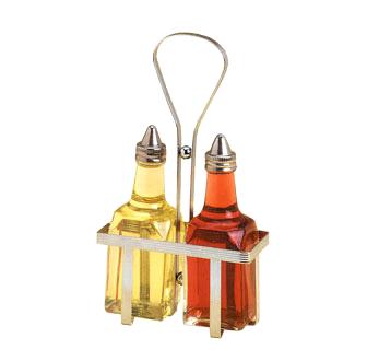 American Metalcraft VWB26 oil & vinegar cruet bottle