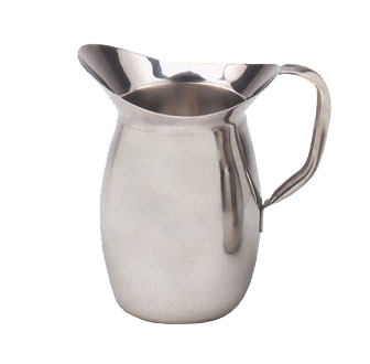 American Metalcraft WP100 pitcher, metal