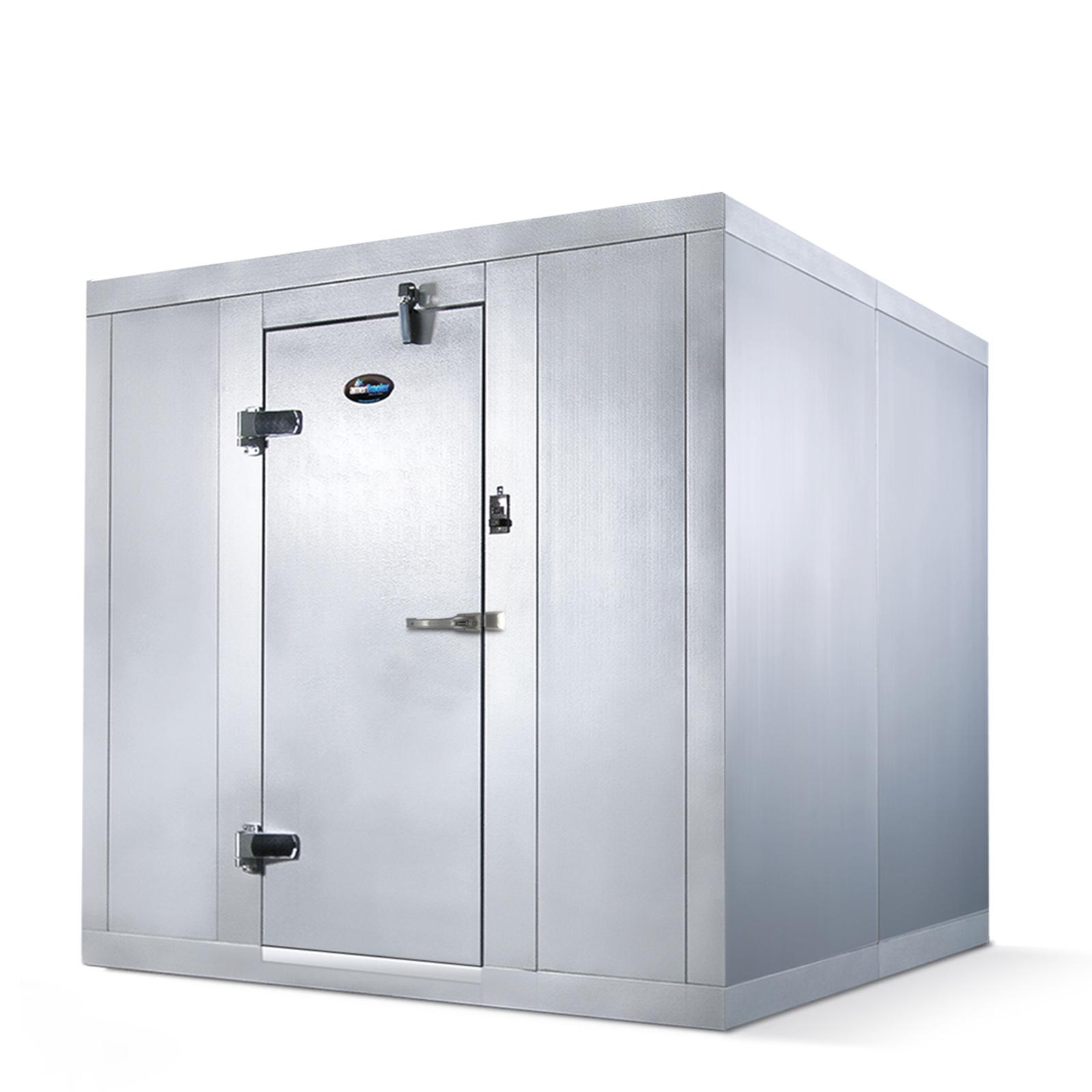 AmeriKooler DC081272**NBRC-O walk in cooler, modular, remote