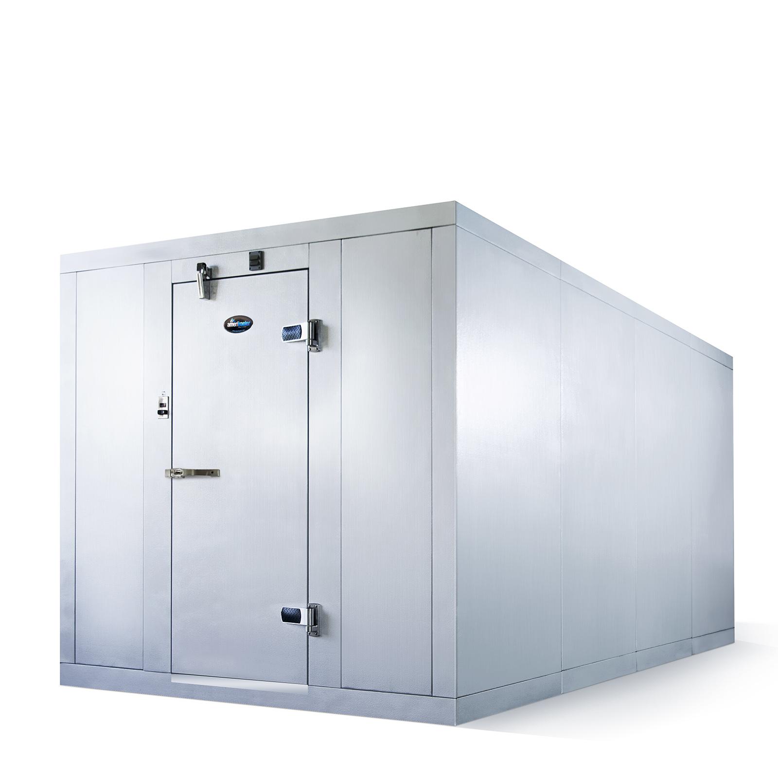 AmeriKooler DC081877**FBRC walk in cooler, modular, remote