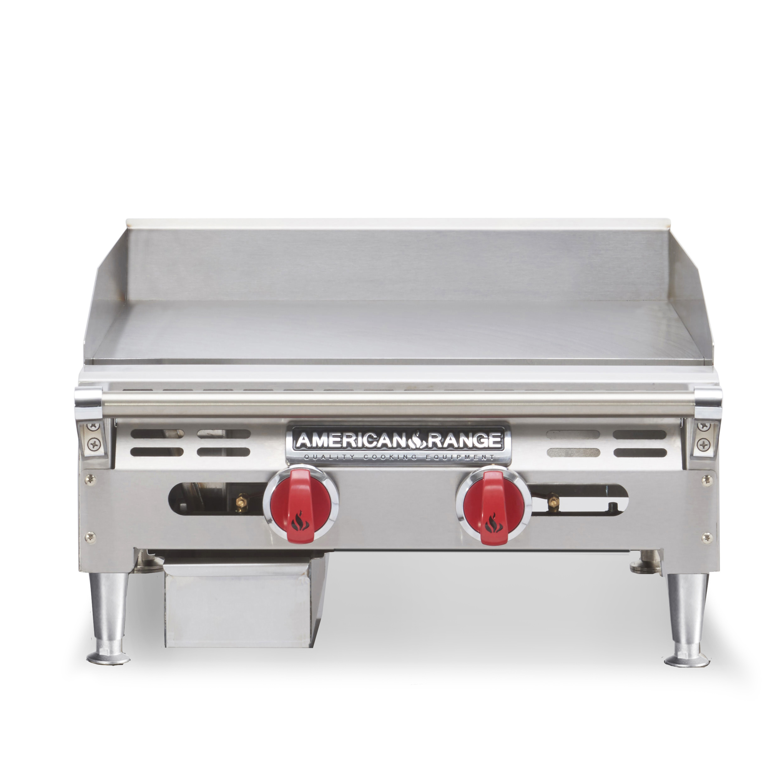 American Range AEMG-48 griddle, gas, countertop