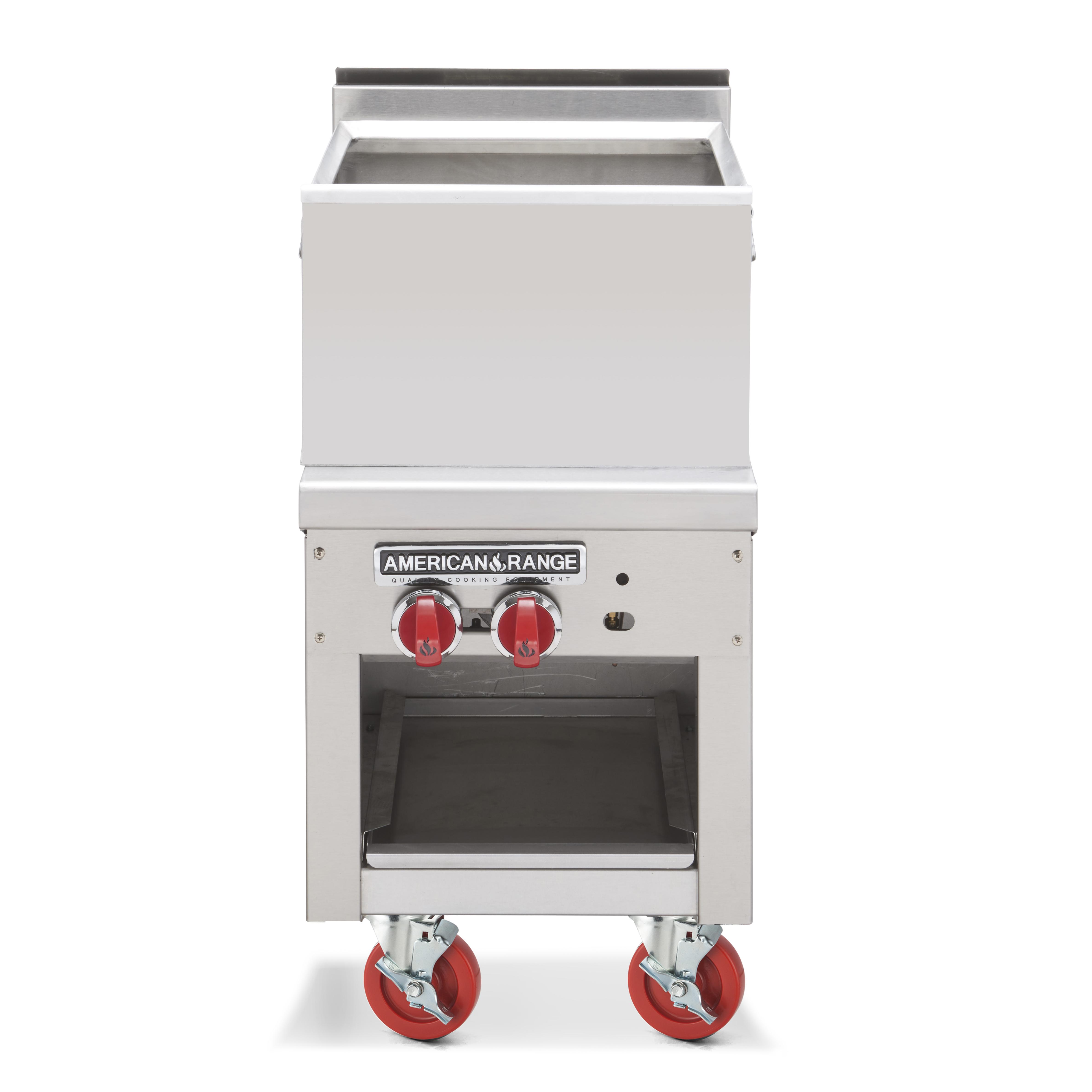 American Range ARPC-18 pasta cooker, gas