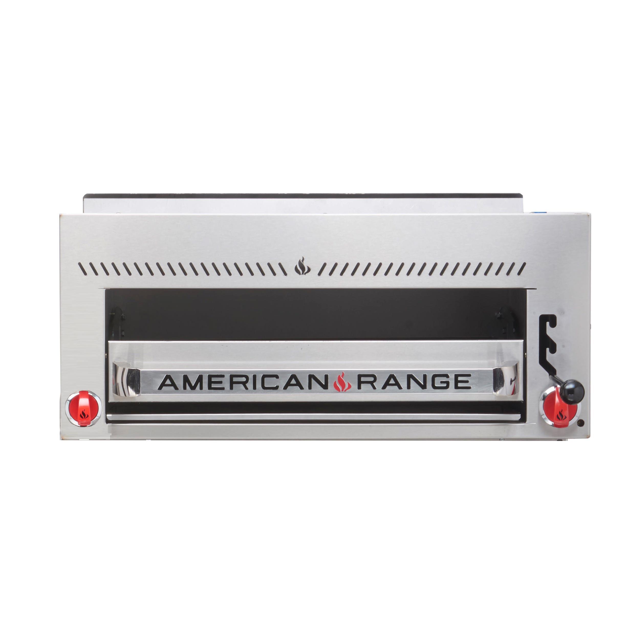 American Range ARSB-36 salamander broiler, gas