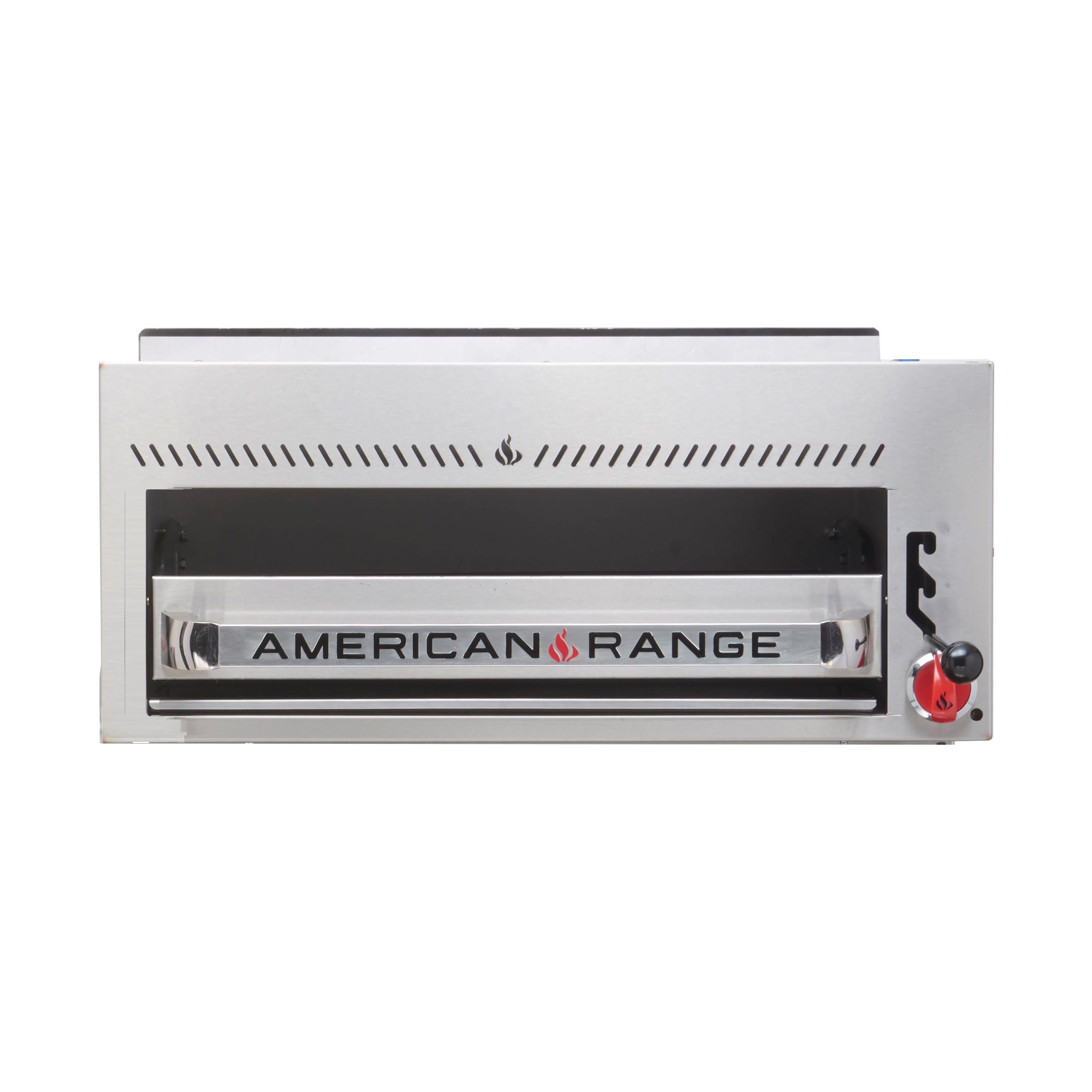 American Range ARSM-36 salamander broiler, gas