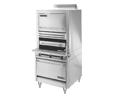 American Range HDIR34-1C broiler, deck-type, gas