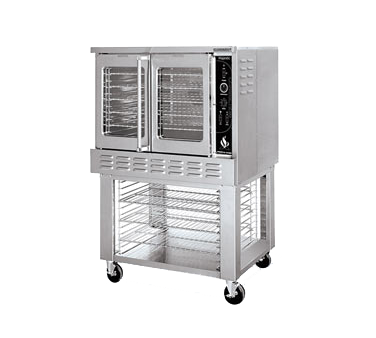 American Range M-1 convection oven, gas