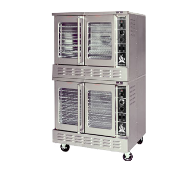 American Range M-2 convection oven, gas