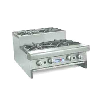 American Range SUHP-24-4 hotplate, countertop, gas