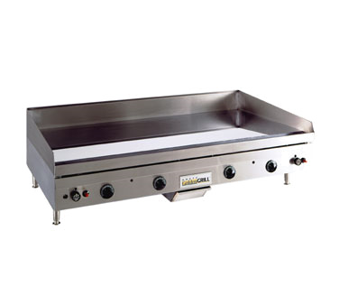 ANETS A24X48 griddle, gas, countertop