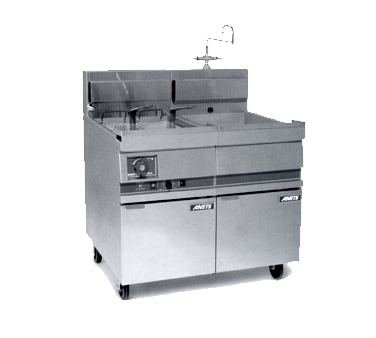ANETS GPC-14 pasta cooker, gas
