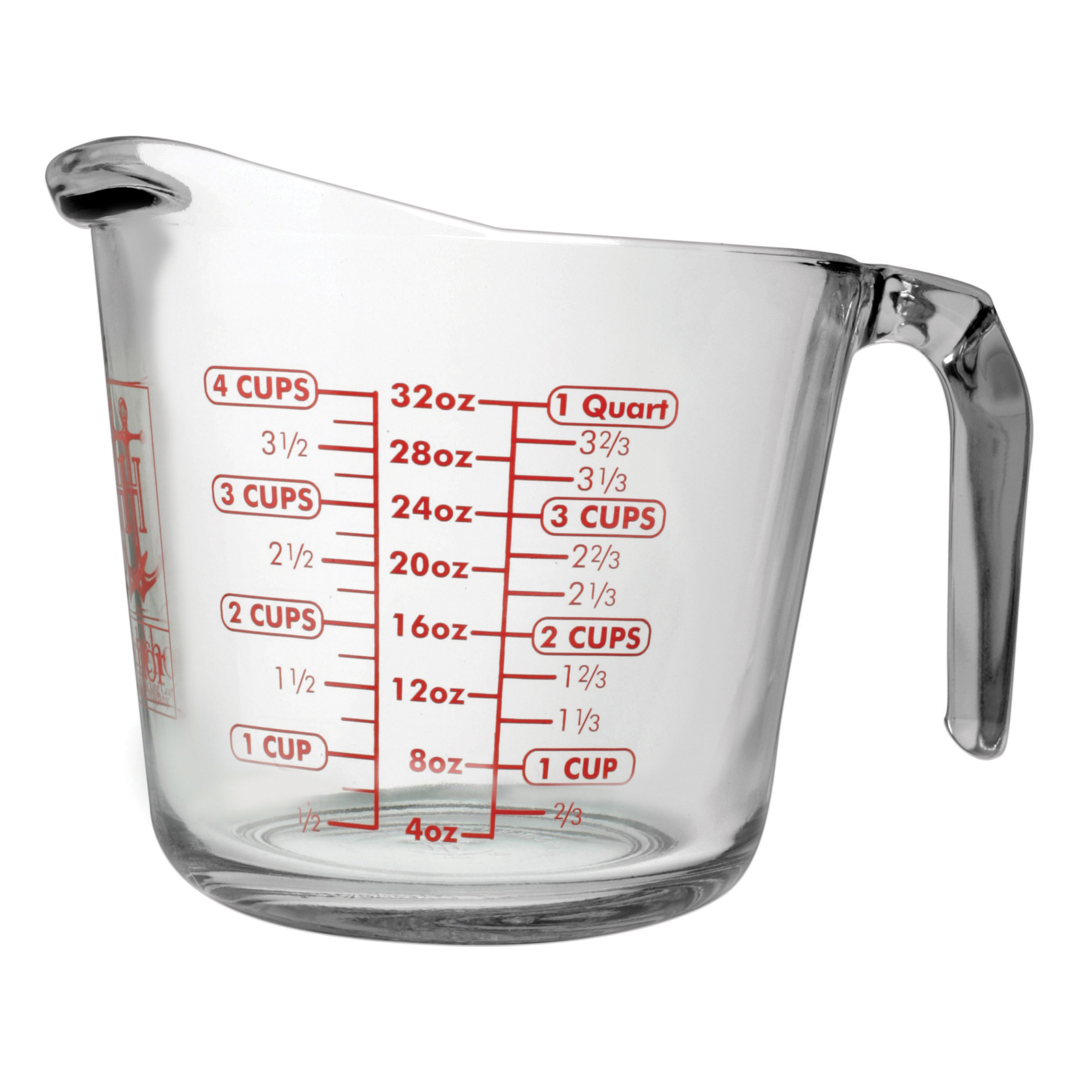 Anchor Hocking Foodservice 55178AHG18 measuring cups