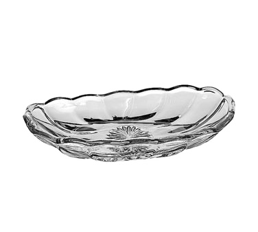 Anchor Hocking Foodservice 561G banana split dish