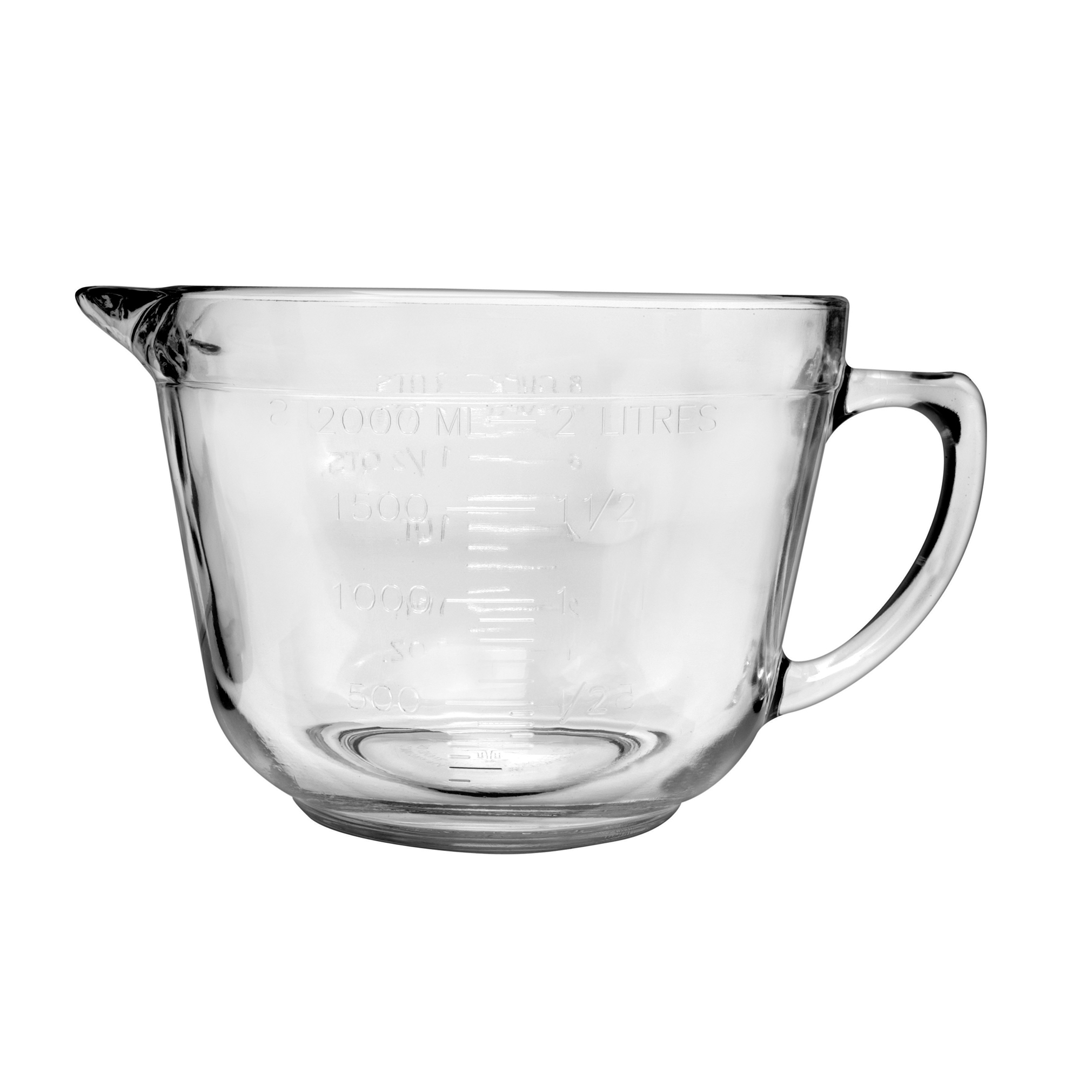 Anchor Hocking Foodservice 81605AHG18 mixing bowl, glass