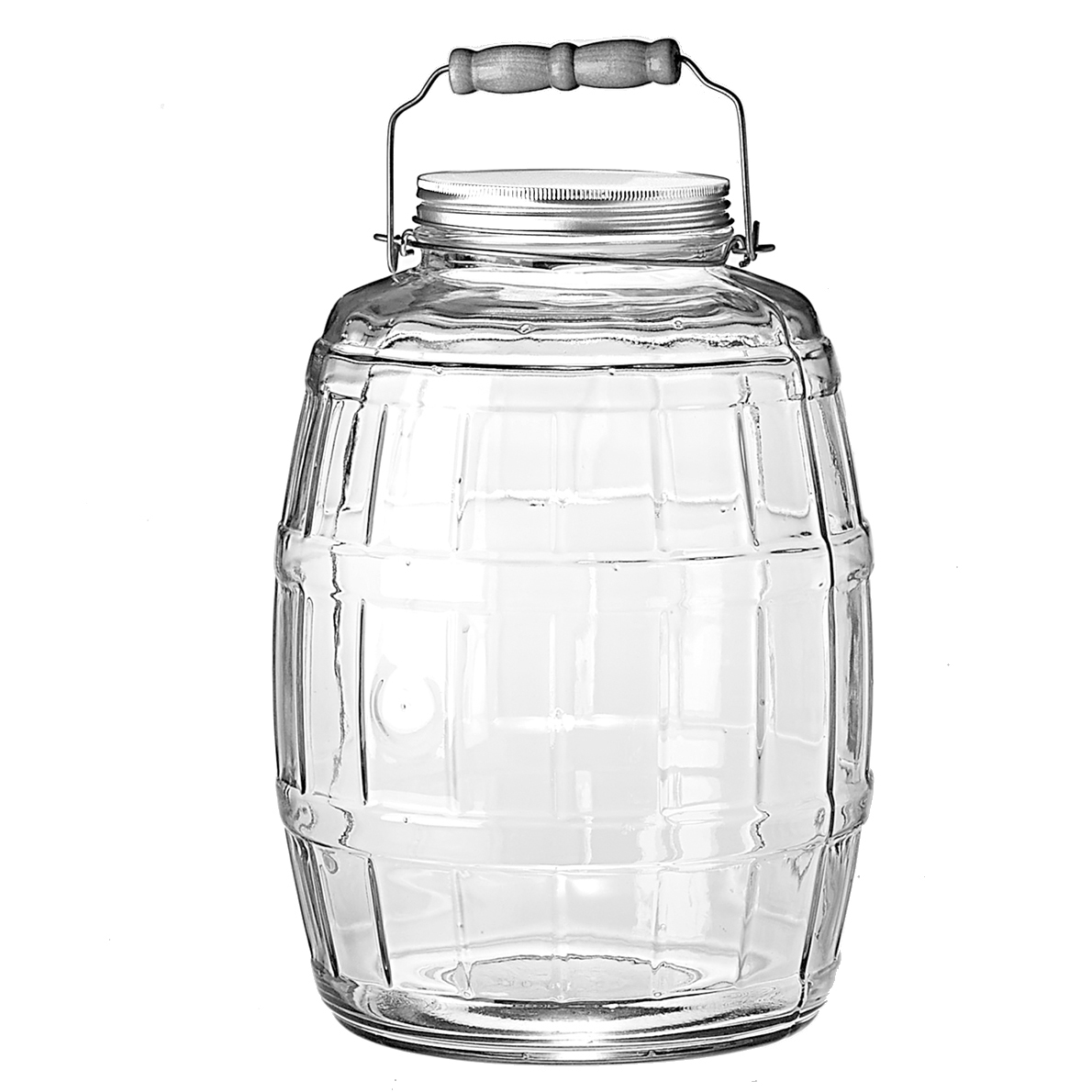 Anchor Hocking Foodservice 85679AHG17 storage jar / ingredient canister, glass