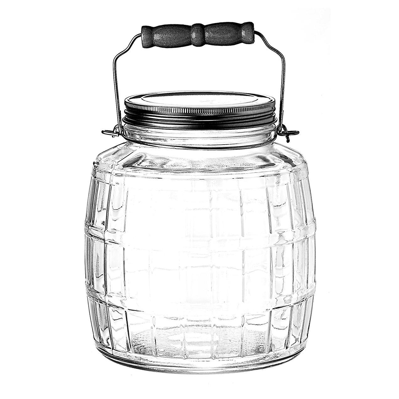 Anchor Hocking Foodservice 85728AHG17 storage jar / ingredient canister, glass