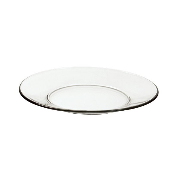 Anchor Hocking Foodservice 86037 plate, glass