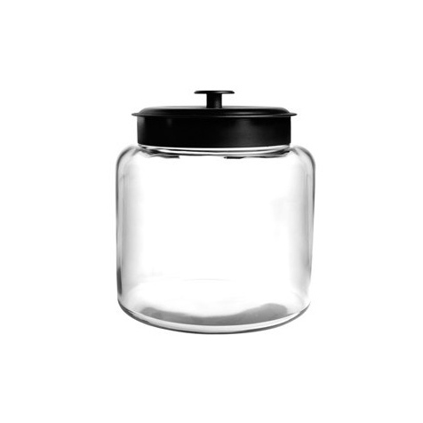 Anchor Hocking Foodservice 96711AHG17 storage jar / ingredient canister, glass
