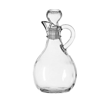 Anchor Hocking Foodservice 980R oil & vinegar cruet bottle