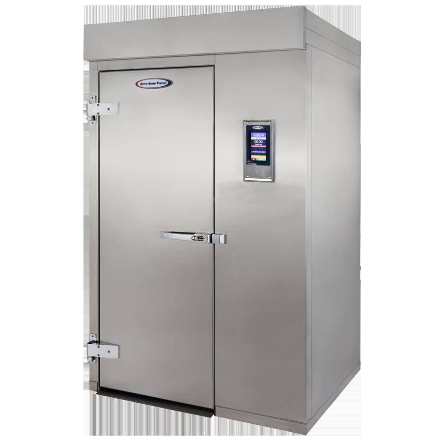 American Panel Corporation AP20BCF-1T blast chiller freezer, roll-in