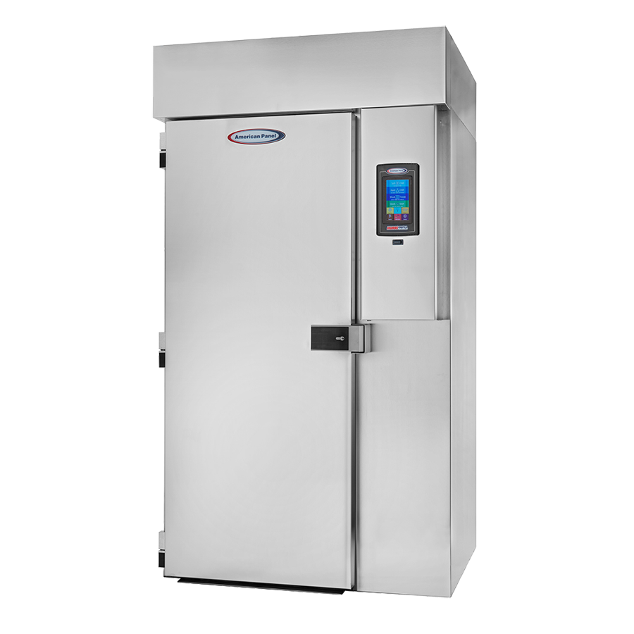 American Panel Corporation AP20BCF200-2 blast chiller freezer, roll-in
