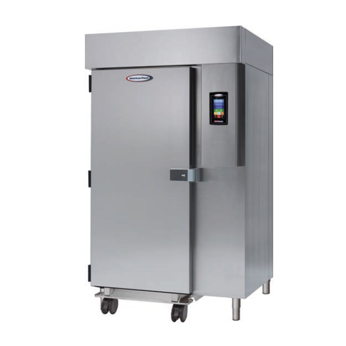 American Panel Corporation AP24BCF300-3-R blast chiller freezer, roll-in